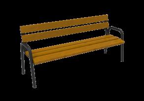ŁP-01 Ławka parkowa 1
