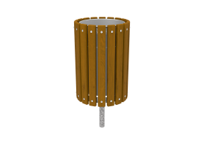 KP-01 Kosz na śmieci
