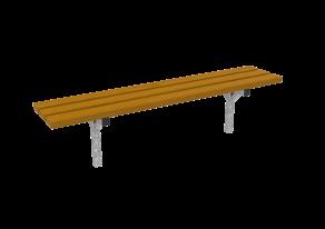 ŁP-04 Ławka parkowa 4